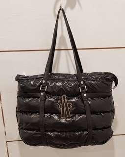 Cushion tote / shoulder bag