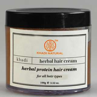 KHADI NATURAL Herbal Protein Hair Cream