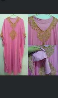 Kaftan / gamis / long dress