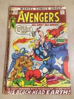 The Avengers no.93