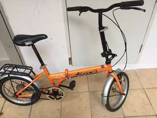 Foldable bicycle for convenience use...call me for fast deal at 96562884