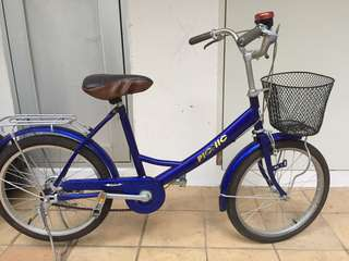 Classic bicycle for multi purpose use...quick deal...do call me at 96562884