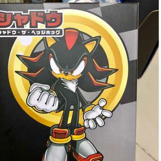 Shadow The Hedgehog Figure ~ Loot Crate Anime Exclusive ~ Sonic The Hedgehog