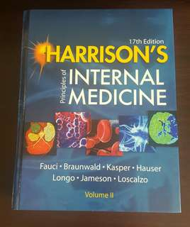 Harrison's Internal Medicine, NMS Medicine, Pulmonary and Endocrine reviews