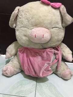 Authentic piggy stuff toy