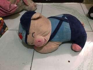 Piggy stuff toy
