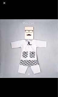 Baju selangor baby