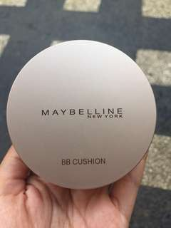 Preloved Maybelline bb cushion (natural 03)