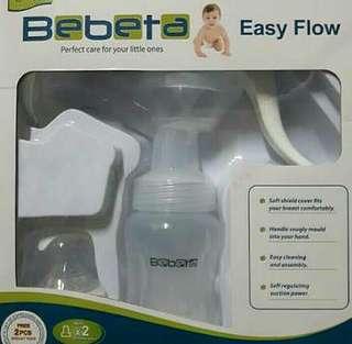 Take all!!bebeta manual breast pump