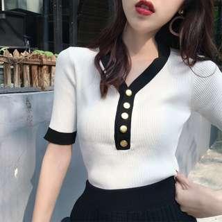 Korean Polo Shirt