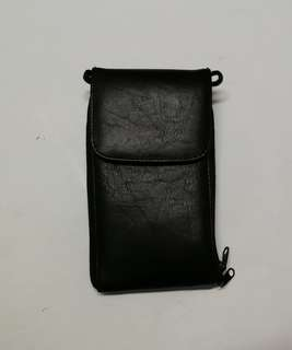 Kolta Leather Multi-compartment Purse