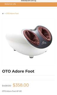 Selling cheap! Oto Adore Foot Massager