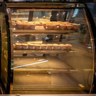 3ft 4-Tiers Cake Display Showcase Chiller