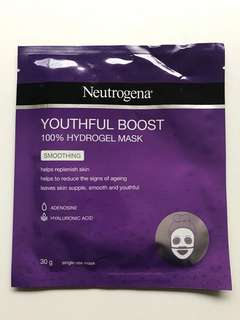 New Neutrogena Hydroboost Mask