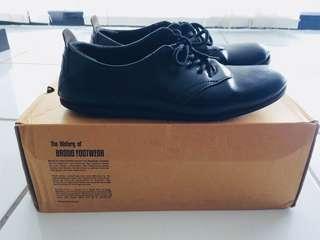 Sepatu original brodo full black hitam