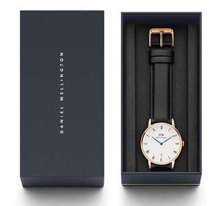 DW Dapper Sheffield ROSEGOLD