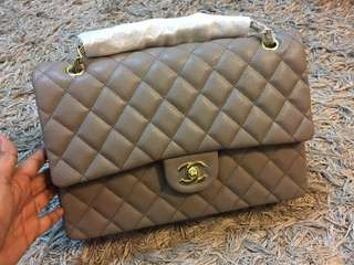 Chanel Jumbo Double Flap