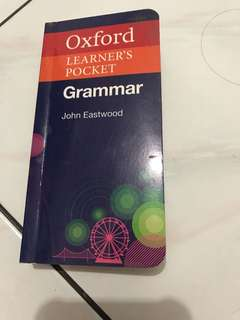 Oxford Grammar Dictionary