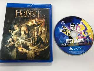 PS4 Game & Bluray