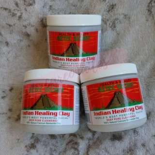 OPEN FAST PO AZTEC INDIAN HEALING CLAY MASK
