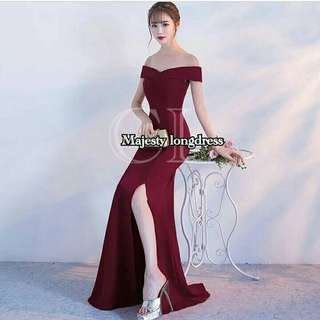 Majesty long dress