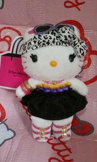 Hello Kitty momoberry公仔2009年