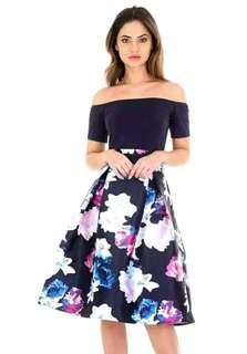 🆕Arrival Combi Dress 💰380  💫Thick cotton 💫🆓size fits up to Large 💫3 colors *cm