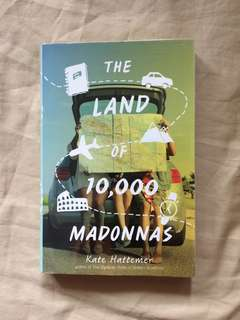 REPRICED! The Land of 10,000 Madonnas by Kate Hattemer