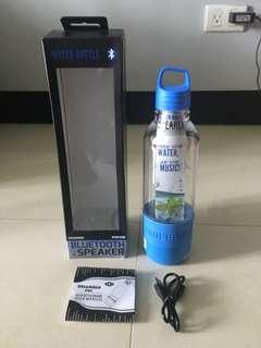 *BRAND NEW* Water Bottle w/ Bluetooth Speaker (2 in 1)