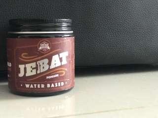 Jebat Unorthodox Waterbased Pomade Ver 2.0