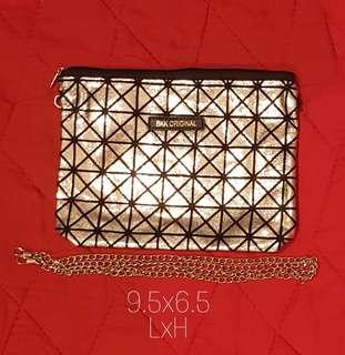 Bao bao inspired sling bag