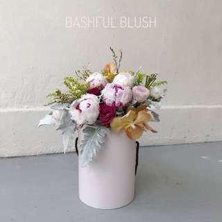 Bashful Blush (Peonies)