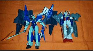 1/144 Gundam Built kits (2 kits)
