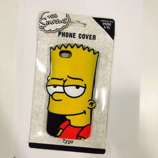 The Simpsons IPhone 6/6s case 矽膠 電話套 電話殼