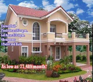 4Bedroom house and Lot in Talamban Cebu