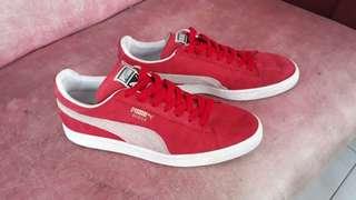 Sepatu Puma Suede