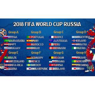 IPTV/STREAMING Promo for World Cup 2018