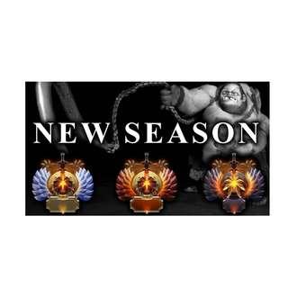 Dota new season mmr calibration service