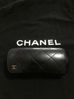 Chanel eyewear case