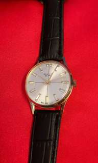 Vintages Bradley Gold Plated Watch