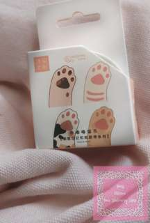 7m The Colourful Cats Paws Washi Tape