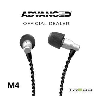 ADVANCED M4 In-Ear Earphones with In-line Microphone