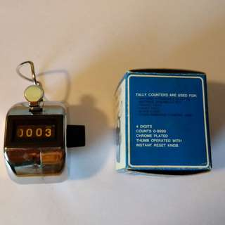 High Quality Hand Tally Counter