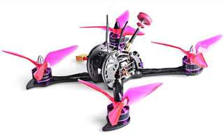 X215 PRO 215mm FPV Racing Drone BNF 5.8G