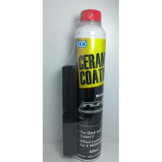 Car ceramic coating 400ml DIY friendly
