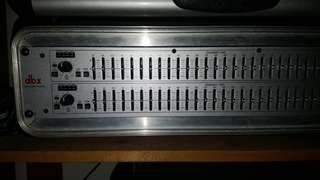 DBX 321S 32 Band Graphic Equalizer