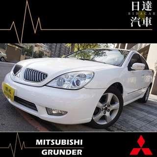 MITSUBISHI GRUNDER 2.4 2005