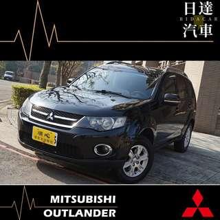 MITSUBISHI OUTLANDER 2.4 2011