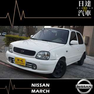 NISSAN MARCH 1.3 2002