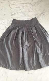 💖Ladies Office Grey Skirt